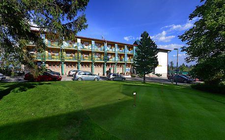 Oblíbený hotel v Tatrách se vstupem do wellness