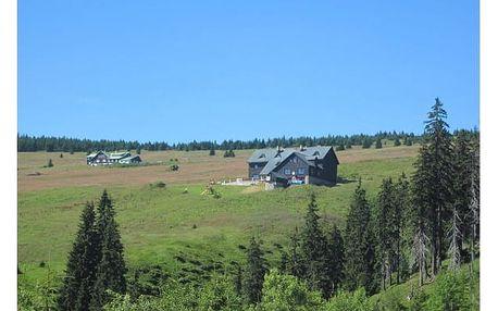 Last minute letní pobyt na chatě Malá Rennerovka. Příjemná atmosféra, domácí prostředí a sauna v ceně pobytu.