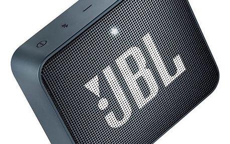 Přenosný reproduktor JBL GO 2 Navy modrý