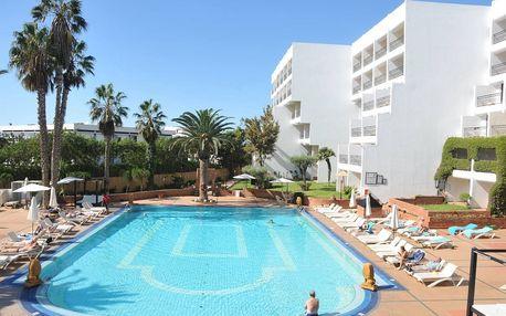 Maroko - Agadir na 8 až 15 dní, plná penze nebo polopenze s dopravou letecky z Prahy 300 m od pláže