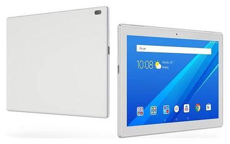 """Lenovo TAB4 10"""" Wi-Fi (ZA2J0028CZ) bílý"""