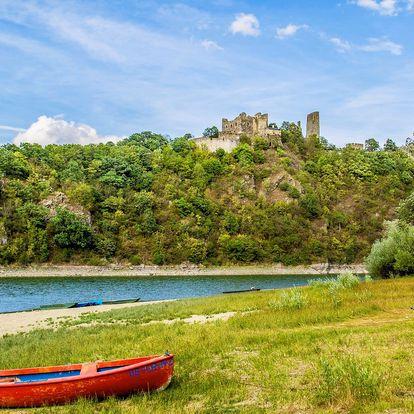 3–4 dny u Vranovské přehrady pro partu i rodinu