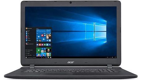 Notebook Acer ES17 (ES1-732-C02L) (NX.GH5EC.002) černý Software F-Secure SAFE, 3 zařízení / 6 měsíců + Monitorovací software Pinya Guard - licence na 6 měsíců v hodnotě 1 178 Kč + DOPRAVA ZDARMA