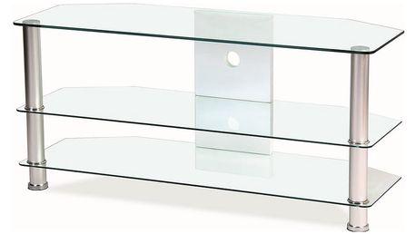 Televizní stolek TV-032 - transparent