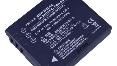 Baterie Avacom pro Panasonic CGA-S005, Samsung IA-BH125C, Ricoh DB-60, Fujifilm NP-70 Li-ion 3.7V 1100mAh (DIPA-S005N-338)