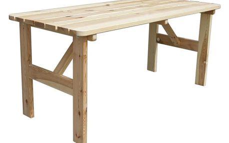 Tradgard VIKING 35263 Dřevěný stůl - 180cm
