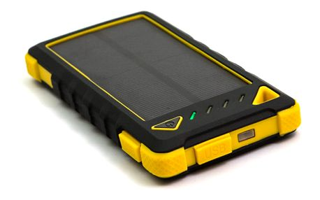 DOCA Solar 8 DS8000 Barva: žlutá