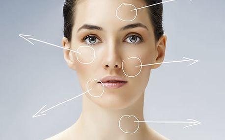 Kosmetická ošetření obličeje a dekoltu dle typu pleti, vše je prováděno kvalitní přírodní kosmetikou