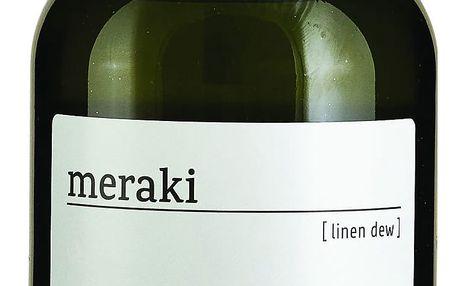 meraki Šampón Linen dew Repair, zelená barva, plast