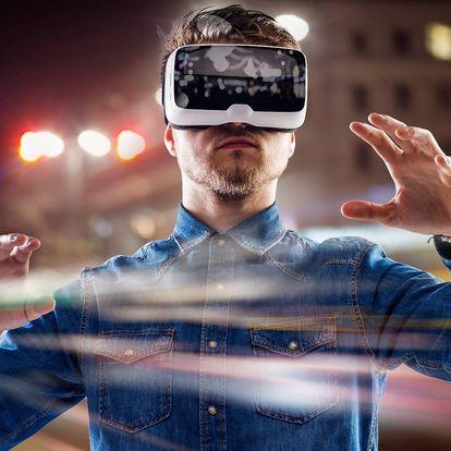 Virtuální realita až pro 4 osoby: 90 minut zábavy