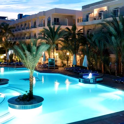 Egypt - Hurghada na 8 až 22 dní, all inclusive s dopravou letecky z Prahy nebo Brna přímo na pláži