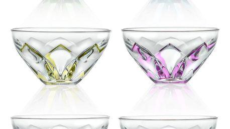 Sada 6 misek RCR Cristalleria Italiana Immacolata