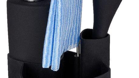 Černý set na mytí nádobí Wenko Empire, 250 ml