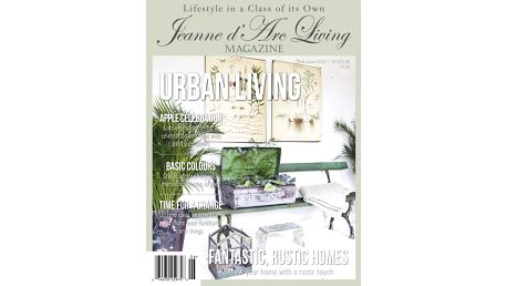 Jeanne d'Arc Living Časopis Jeanne d'Arc Living 6/2018 - anglická verze, multi barva, papír
