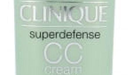Clinique Superdefense SPF30 40 ml cc krém pro ženy Light