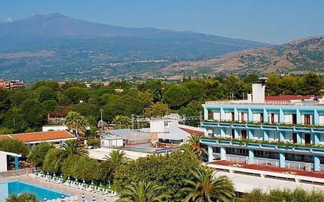 Itálie - Sicílie na 8 dní, all inclusive, plná penze nebo polopenze s dopravou letecky z Prahy přímo na pláži