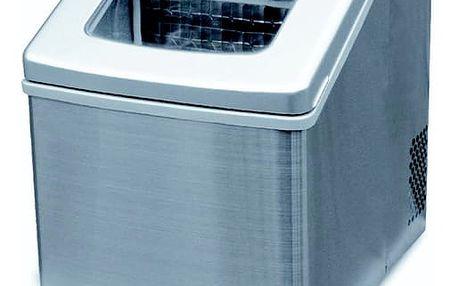 Výrobník ledu Guzzanti GZ 124 bílý/nerez (GZ124)