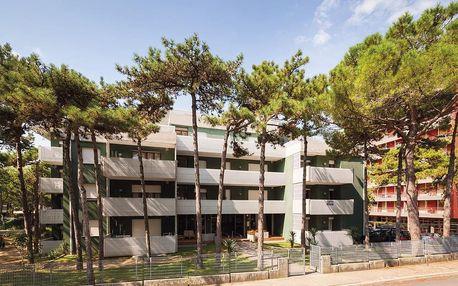 Itálie - Lignano na 10 dní, bez stravy s dopravou autobusem