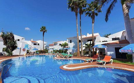 Kanárské ostrovy, Fuerteventura, letecky na 8 dní
