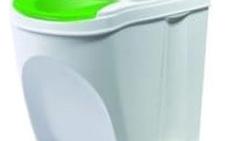Koš na tříděný odpad Sortibox 20 l, 3 ks, bílá IKWB20S3 S449