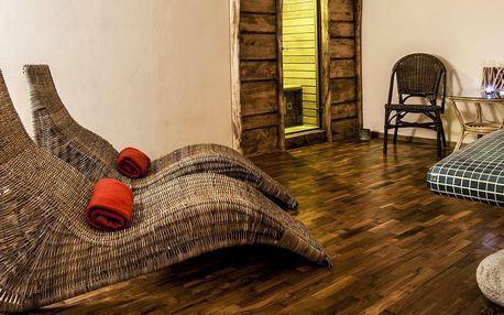 3denní relax ve wellness v přírodě Krkonoš