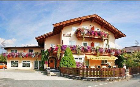 Rakousko, Tyrolsko: Pension Edelweisshof