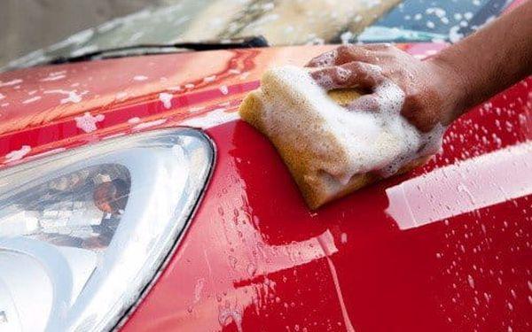 Ruční mytí automobilů Praha