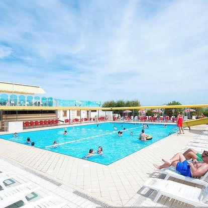 8–10denní Itálie, Emilia Romagna | Dítě zdarma | Hotel Blue / Silvie Rose*** | Plná penze | Klimatizace