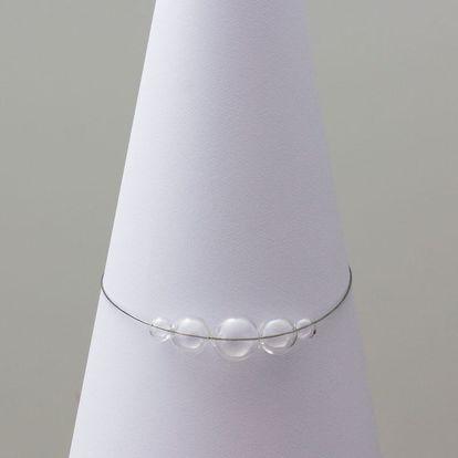 Skleněný náhrdelník Ko–ra–le Crystal vol. 6