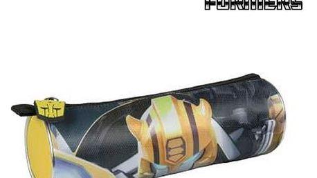 Válcové školní pouzdro Transformers 8607