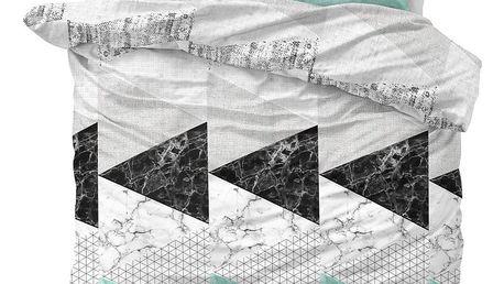 Bavlněné povlečení na dvoulůžko Sleeptime Artisan, 200 x 220 cm
