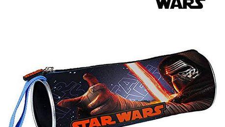 Válcové školní pouzdro Star Wars 1052