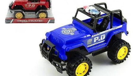 Policejní terénní auto pro děti