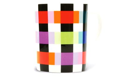 Hrnek z kostního porcelánu Remember Colour Caro, 330 ml