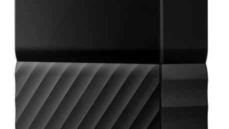 """Externí pevný disk 2,5"""" Western Digital My Passport 2TB černý (WDBYFT0020BBK-WESN)"""