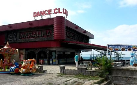 Bulharsko - Pomorie na 8 až 12 dní, bez stravy s dopravou letecky z Bratislavy nebo Sliače 100 m od pláže