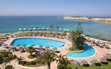 Tunisko - Yasmine Hammamet na 8 až 12 dní, all inclusive s dopravou letecky z Brna nebo Prahy přímo na pláži