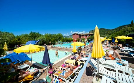 Itálie - Lago di Garda na 4 až 8 dní, bez stravy s dopravou vlastní 20 m od pláže