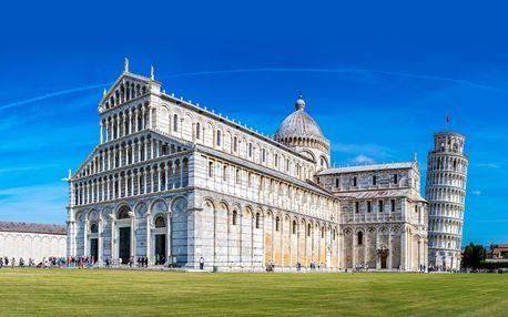 Cinque Terre, Pisa, Lucca a Florencie | 5denní poznávací zájezd do Itálie