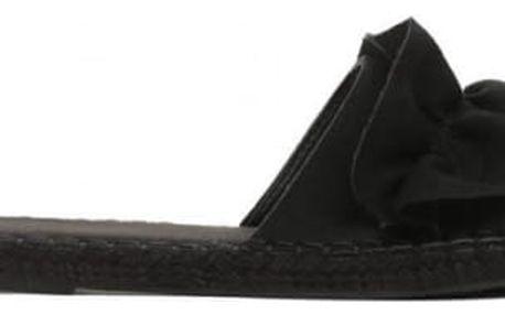 Dámské černé pantofle Aurelie 9193