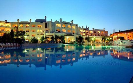 Tunisko - Hammamet na 8 až 12 dní, all inclusive s dopravou letecky z Brna nebo Prahy 600 m od pláže