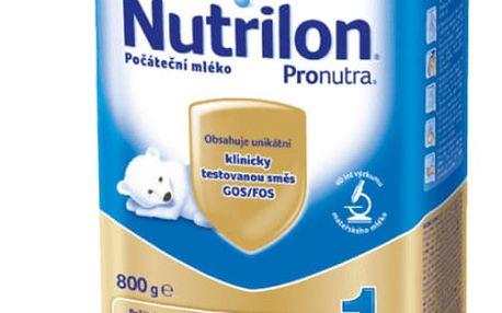 3x NUTRILON 1 ProNutra (800g) - kojenecké mléko