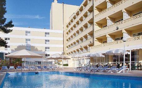 Španělsko - Mallorca na 8 až 9 dní, polopenze s dopravou letecky z Prahy nebo Brna 200 m od pláže