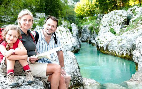 5 dní v tatranské přírodě blízko zábavních parků
