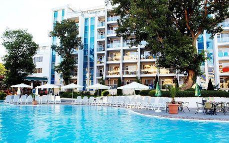 Bulharsko - Zlaté Písky na 8 dní, all inclusive s dopravou letecky z Prahy 400 m od pláže