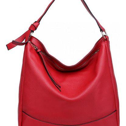 Dámská červená kabelka Milla 1761