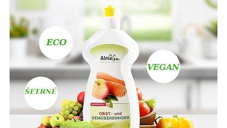 Mycí prostředek na ovoce a zeleninu ALMAWIN