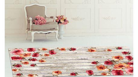 Odolný koberec Vitaus Lusslo, 80 x 140 cm