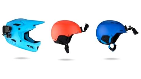 Držák GoPro na helmu černý (AHFMT-001)