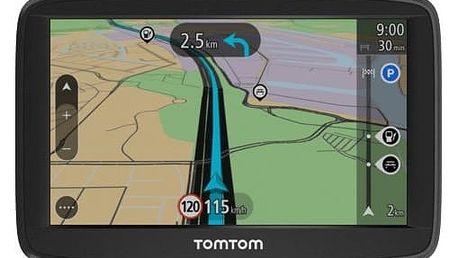 Navigační systém GPS Tomtom START 42 Regional CEE černá (1AA4.030.00)